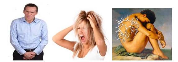 la tensión de la ingle afecta los testículos